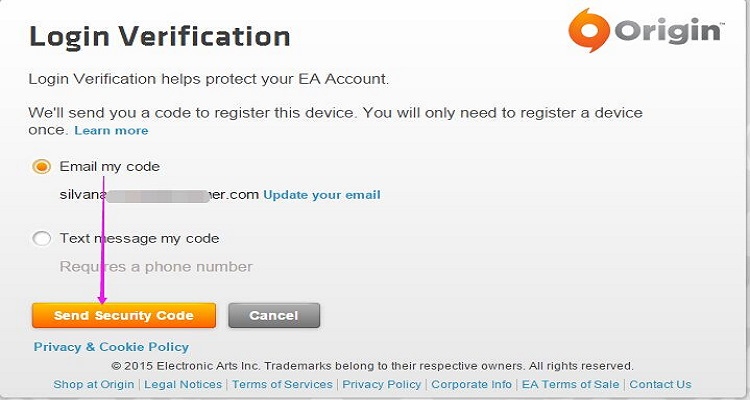 Login WebApp to confirm the FUT Security Answer - News